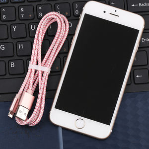 pink charging cable for ios and android best seller 2019 for amazon