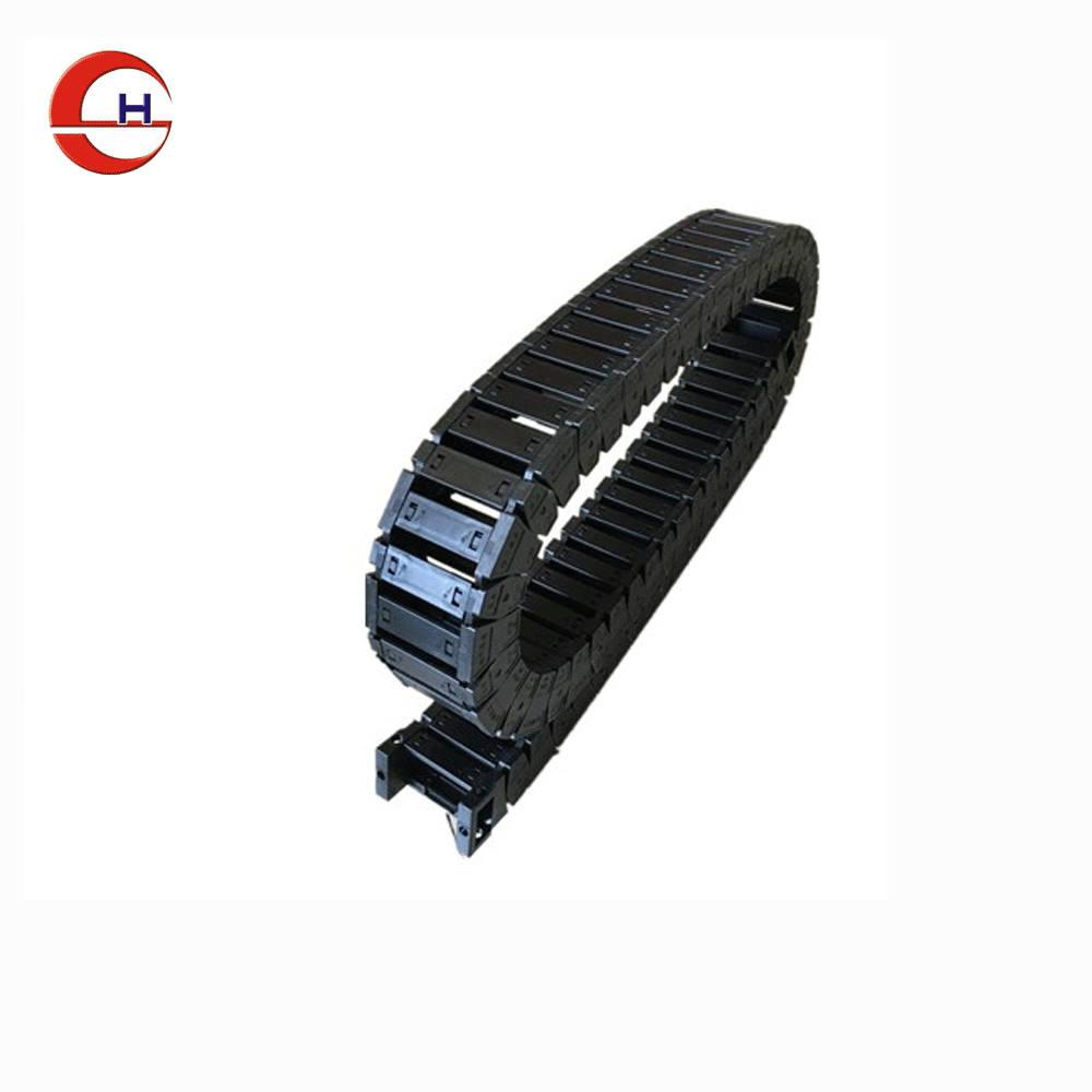 10x10 тип Инженерные пластиковые гибкие кабель-каналы