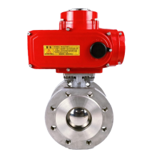 Factory cheap price  Normal Series  Electric Actuator with ball valve
