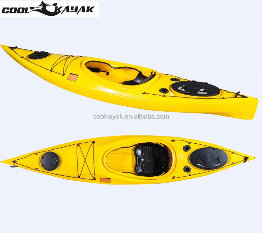 Professional plastic rotomolded used kayak fishing, sea kayak, ocean kayak