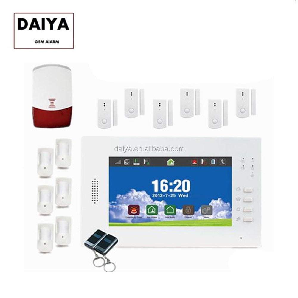 Wireless Smart Home Alarm System 868 MHz Wifi