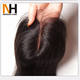 8A Peruvian Virgin Human Hair 4*4 Free Part Lace Closure Natural Black Middle Part Closure Free Part Hair Pieces