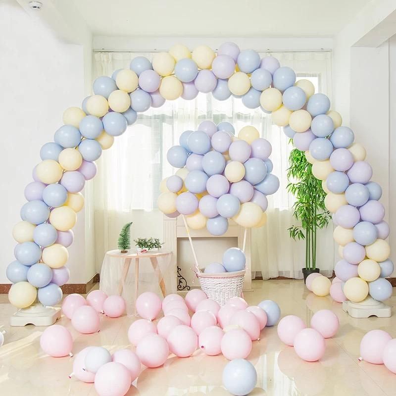 Wedding Decorations Party Luxury Balloons for Arch Kit Foil Balloons Column Stand Kit