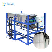 1t 1ton directly cooling ice block making maker machine