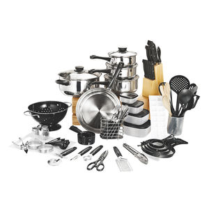 Concepts non stick brands luxury kitchenware stainless steel kitchen pots and pans cooking ware set