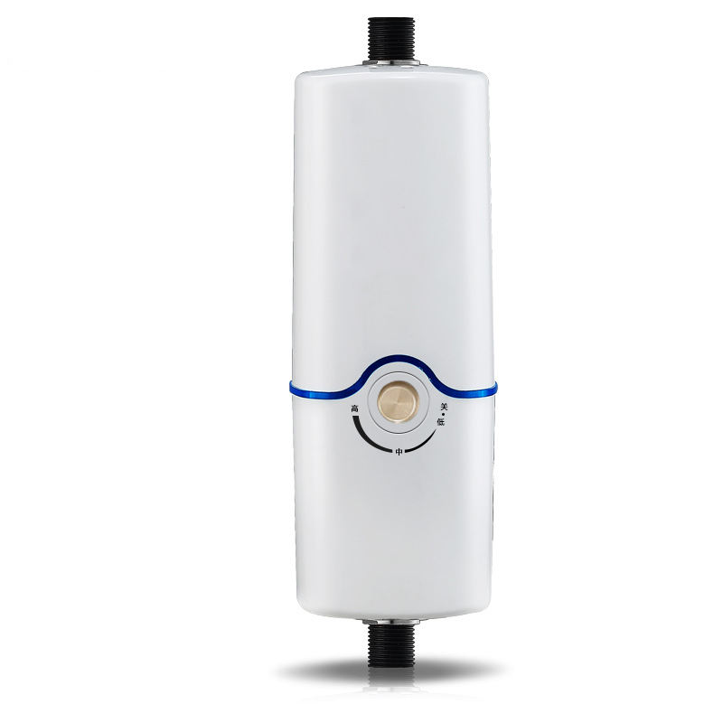 2020 New tankless instant electric mini water heater geyser with shower head