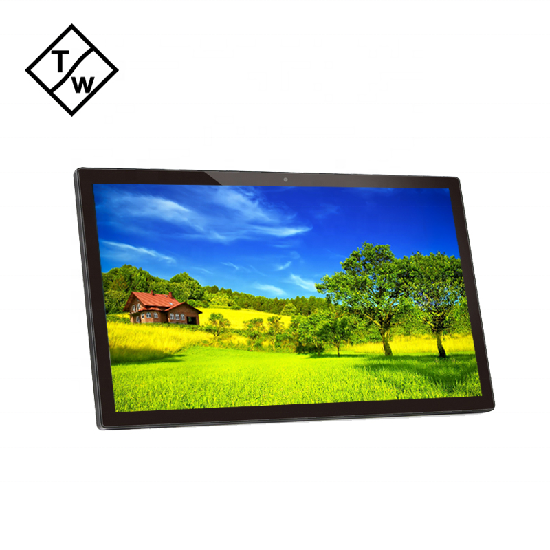 Android Tablet PC 15 inç Full HD IPS Paneli 1080 P 2 GB 16 GB Duvara Monte WIFI Tablet