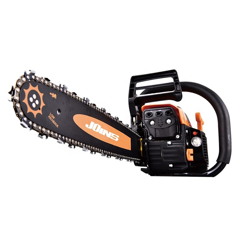 5200 China Powered 52Cc Gasoline Chainsaw Machine For Tree Cutting and Complete chainsaw spare part