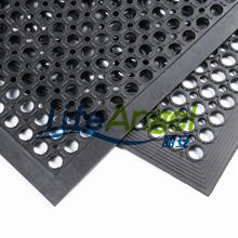 Wholesale Anti-fatigue Cushion & bumper pads /Interlocking INDUSTRIAL RUBBER MAT