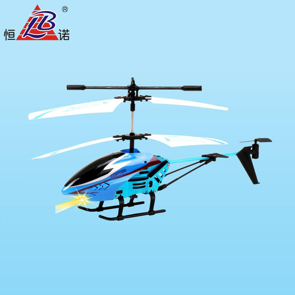 4-Blades Helicopter For Sale Metal RC Helicopter Spare Parts With Gyro