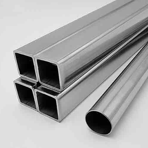 20# 45# square tube telescopic/ stainless steel square tube slotted