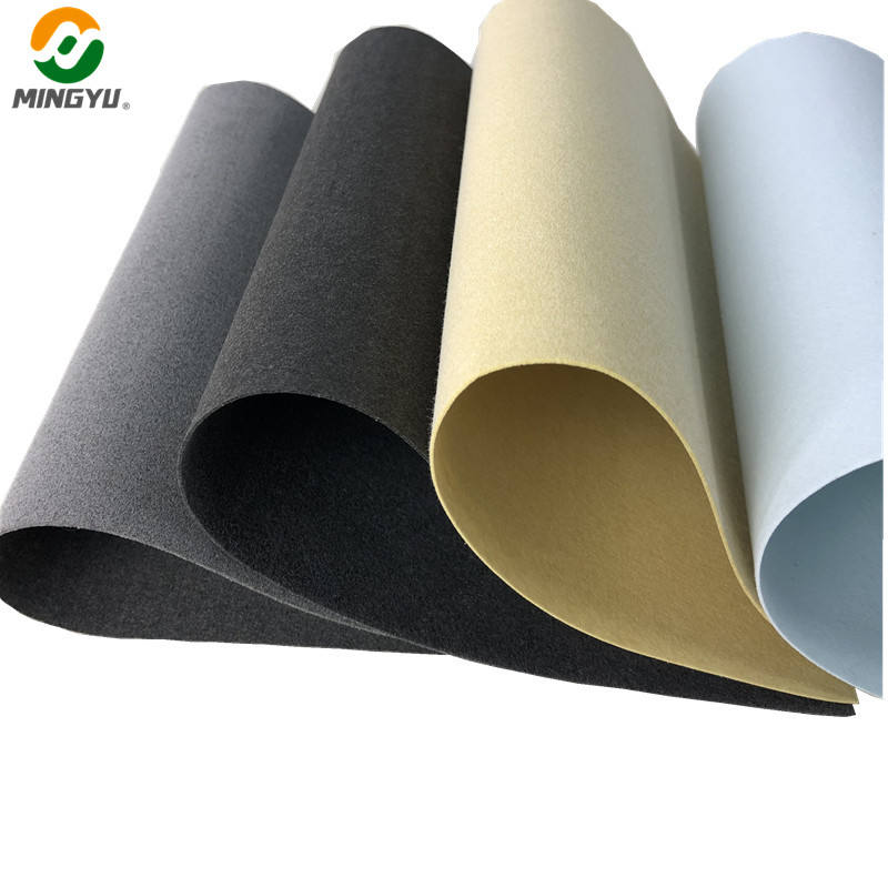 Non-woven Fabric High Quality Free Sample 100% Polyester High Density Spandex Non-woven Fabric