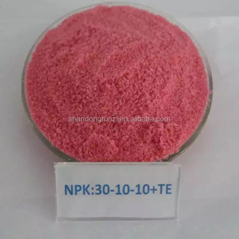 Water Soluble NPK 19 1919 Fertilizer