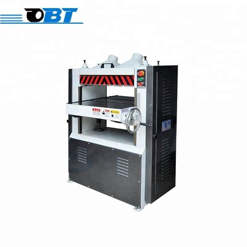 Máquina do Woodworking desengrosso plaina espessura largura 400-1300mm preços