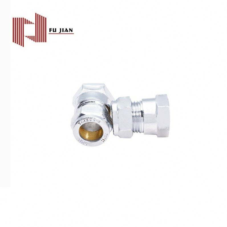 Plumbing Products Copper Material Pex Pipe Fitting