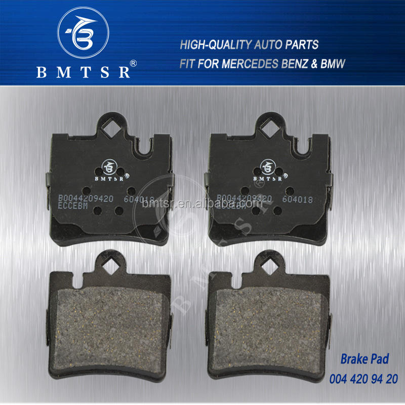 China famous brand top quality car brake pad