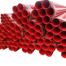 Fire System Protection Steel Pipes with  FM certificates