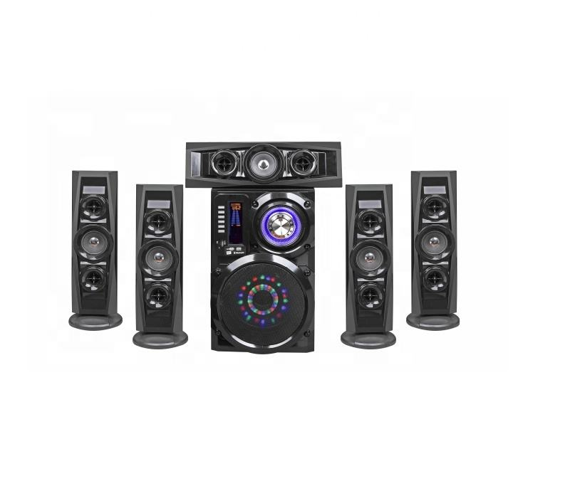 Hifi Audio Stereo Karaoke 5.1 Home Theater Speaker Systeem