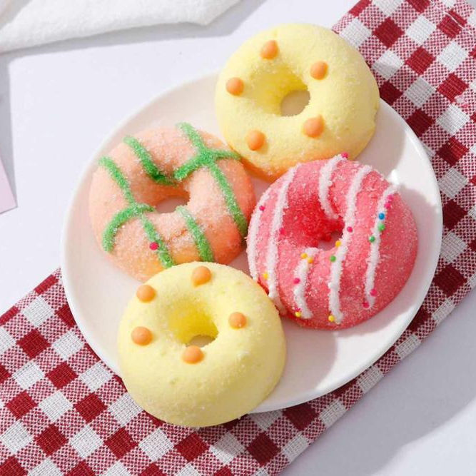 2019 best selling cute donut shaped jelly