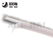 dustproof Aluminium window accessories sliding window seal flexible weather strip