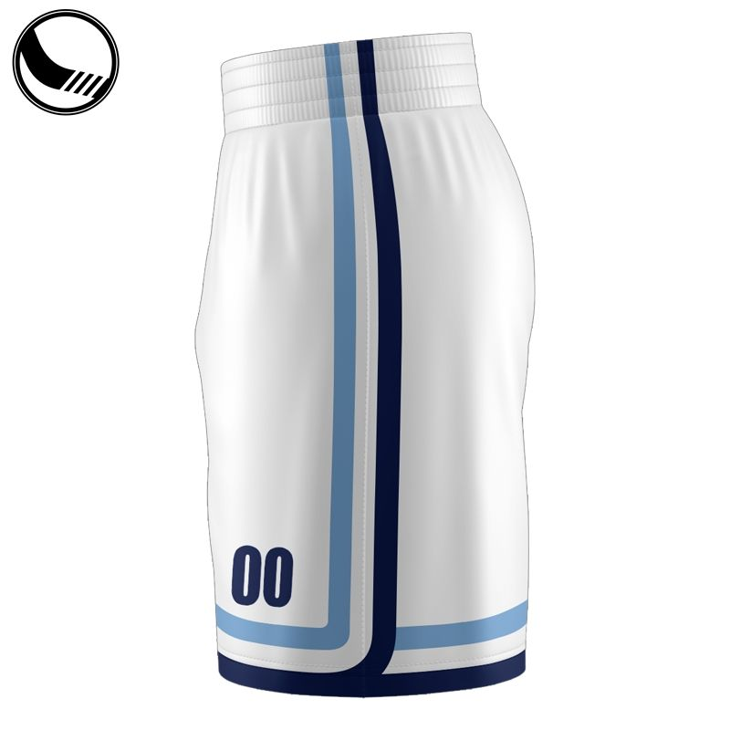 College team soft design cool colorful lacrosse shorts