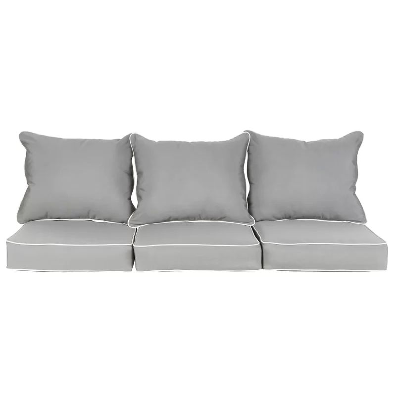 Outdoor Deep Seating Sofa couch Cushion