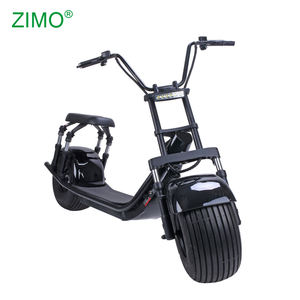 European Stock 1000w 1500w Citycoco Cheap Adult Chopper Electric Motorcycle Scooter