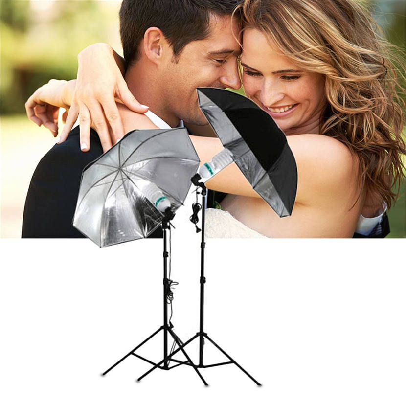 Fotocamera fotografia Photo Studio Flash Speedlight Dell'ombrello Light Stand Kit