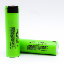 Rechargeable batteries NCR18650B 3.7V 3400mah Lithion Ion Battery 18650 Battery NCR18650