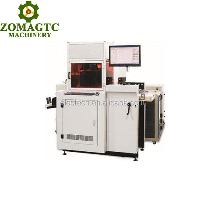 Digital Laser Label Paper Die Cutting Machine, Automatic Laser Cutting Machine