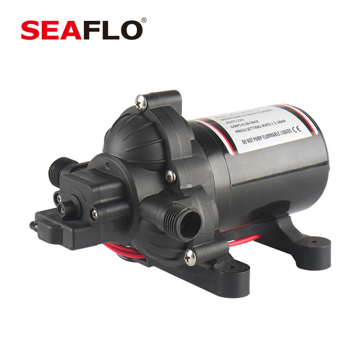 SEAFLO 12V DC Mini Car Washer Diaphragm Water Pump 11.6LPM 45PSI