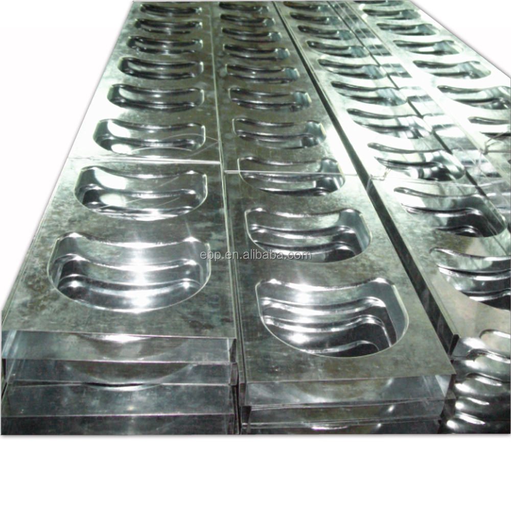 High quality Australia standard metal stud and track, steel structure, noggings with holes