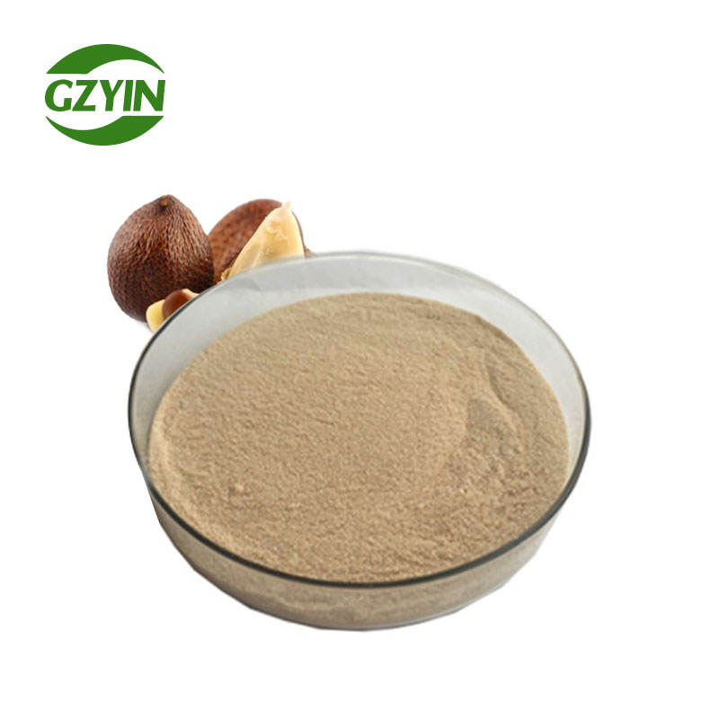 Hot selling organic buttock increases the pectoral filling aguaje fruit powder