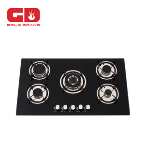 High Quality Built In Glass Gas Cooker/gas stove outdoor cooking