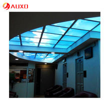 skylight led lighting virtual sky panel ceiling wallpaper