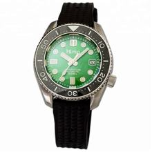 316L stainless steel dive 30atm water proof Diver NH35 Automatic Luminous sterile  MarineMaster watch