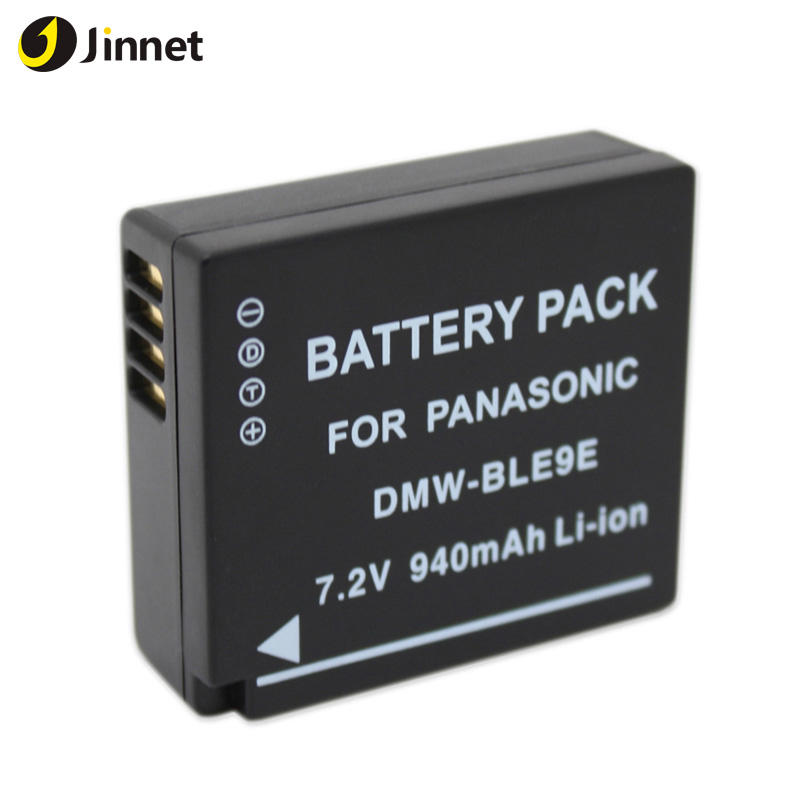 Jinnet Li-ion Rechargeable Battery DMW-BLE9E BLG10 대 한 Panasonic Lumix <span class=keywords><strong>GF3</strong></span> GF3GK DSLR Cameras