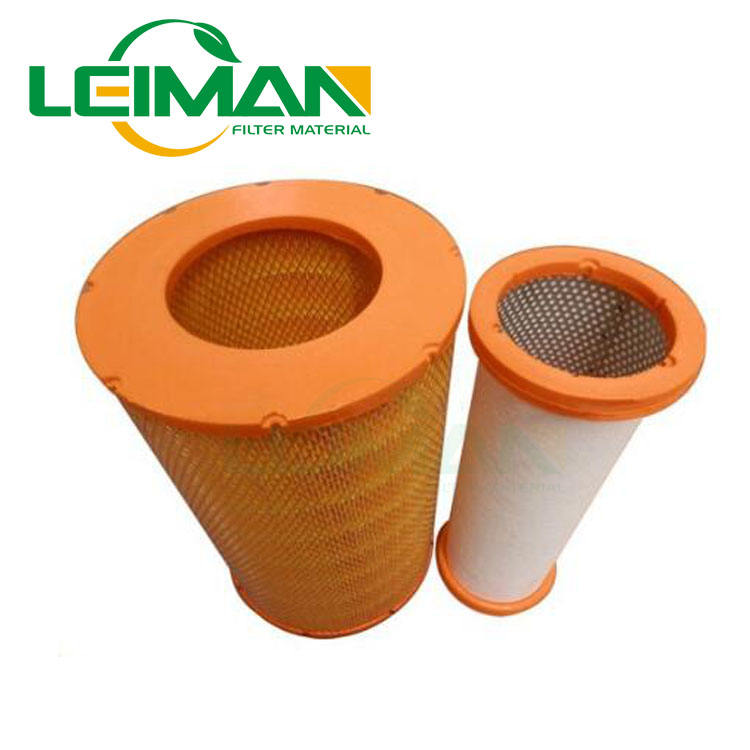 MVNN filter C17225/3Air Filter For Korea/Auto oil filter paper / Heavy Air Filter