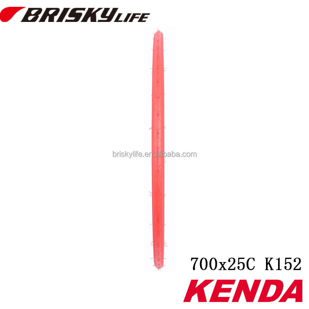 KENDA 700Cx25c pink bicycle tire for single speed bikes