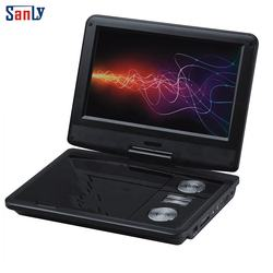 Cheap 9inch Portable dvd player with DVB-T2 VCD players