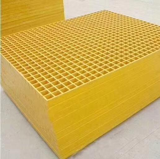 Factory price fiberglass grating stair treads pultrusion fiberglass grid