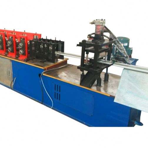 China Auto Shutter Section Rolling Forming Machines