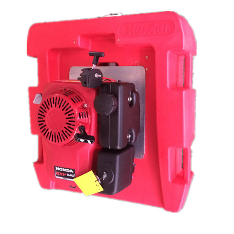 FTQ4.0/10 floating fire pump water selection