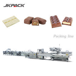 JY-660 Horizontal Automatic Flow Chocolate Bar Packing Machine