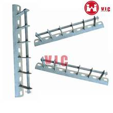 Hot dip galvanized Electric power accessories secondary rack