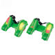 4 wheels flashing roller skate flash wheel shoes light-up roller skates