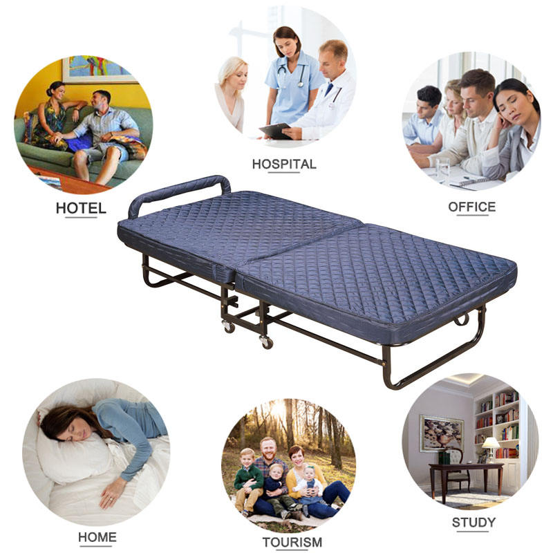 Best Price Single Folding Extra Bed for Hotels
