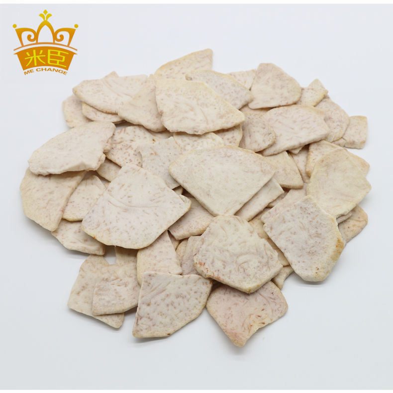 Low temperature vacuum fried taro Chips as snacks&Dried vegetable chips