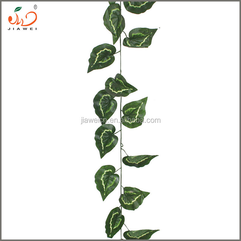 2021 New Products Hanging Vines Artificial Begonia Plants