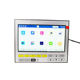 16 Channels Paperless Temperature Chart Data Logger Paperless Temperature Recorder